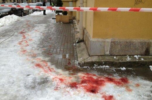 Krwawy atak w siedzibie STT