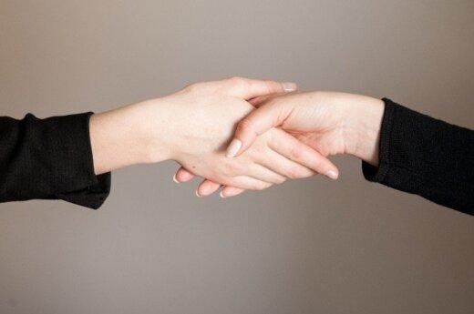 Šeimos ginčus galima išspręsti ir nesikišant teismui