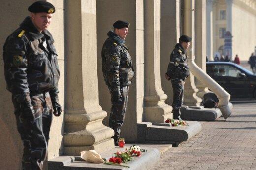 Po sprogimo Minske