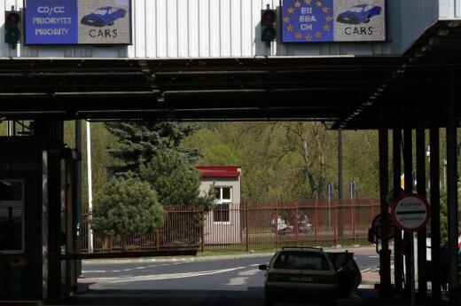 Lietuvos vežėjai nepatenkinti Lenkijos griežtinama patikra
