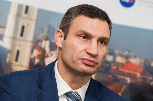 Владимир Кличко намерен вернуть в семью пояс старшего брата