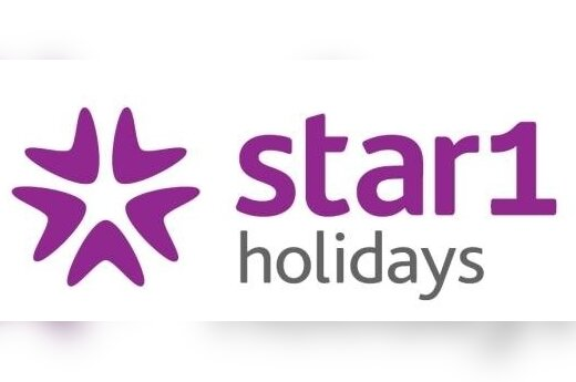 Star1 Holidays logotipas