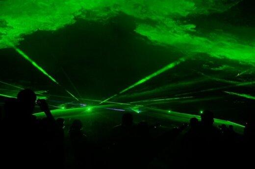 Kauno pilį nušvies lazerių šou ir įžiebta Kalėdų eglė (renginys nemokamas)