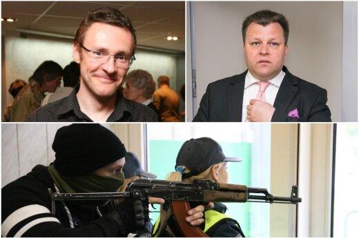 Провокация Кремля в Литве: замешаны и журналист, и депутат