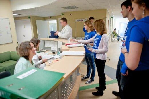 Šiemet dvigubai daugiau gydymo įstaigų dalyvauja antikorupcinėje akcijoje