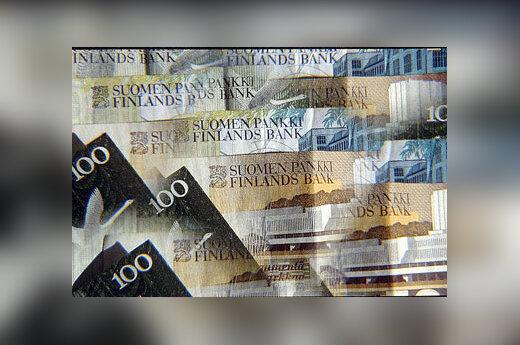 Pinigai, banknotai, Suomijos pinigai