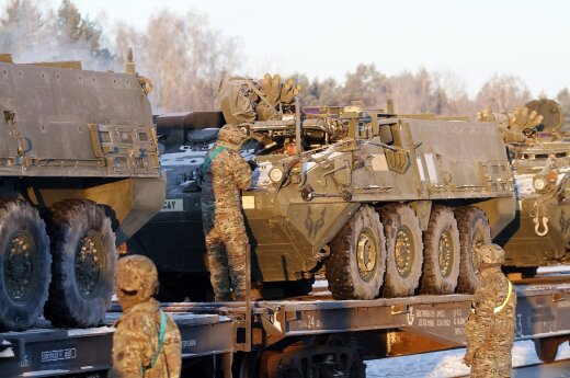 Baltic States disappointed as new US forces to be concentrated in Western Europe
