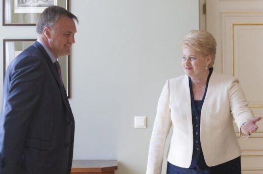 Глава промышленников с президентом по вопросу кризиса не спорил
