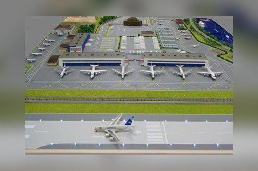 Новый московский аэропорт построят литовцы