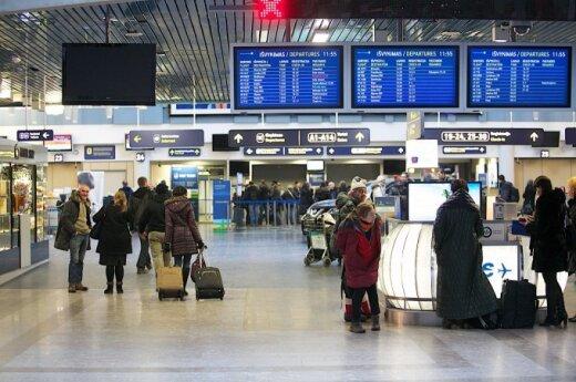 Vilnius Airport to sue for damages due to false bomb claim