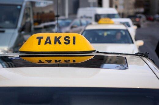 Pareigūnai smogė Vilniaus taksi verslui: įtariama, nuslėpė milijonus