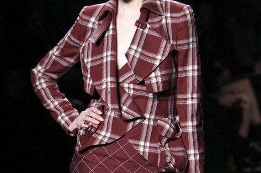 2010-2011 m. rudens-žiemos mados tendencijos. Langeliai. John Galliano