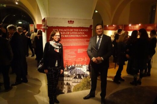Grand Dukes Palace of Lithuania exhibition in Stockholm. Photo courtesy of the Lithuanian Embassy in Sweden