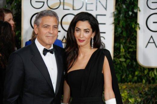Pamatykite, kokią prabangą mėgsta G. Clooney