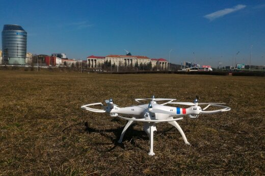 Compulsory drone registration not supported by Lithuanian govt