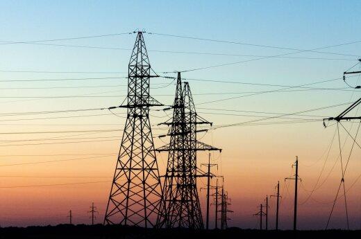 Elektros vartojimas Lietuvoje – didžiausias per ketvirtį amžiaus