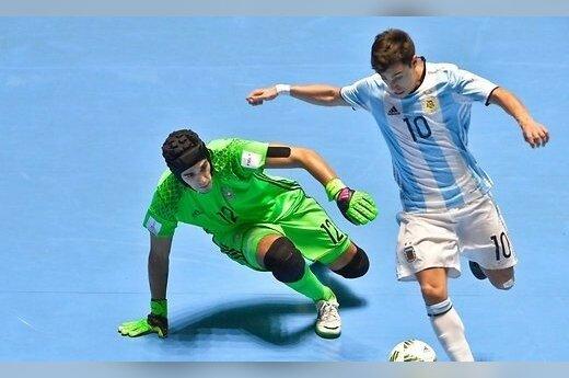 Сборная Аргентины — новый чемпион мира по футзалу, у России — серебро
