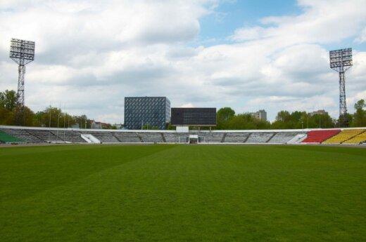 """Vilniaus """"Žalgirio"""" stadionas"""
