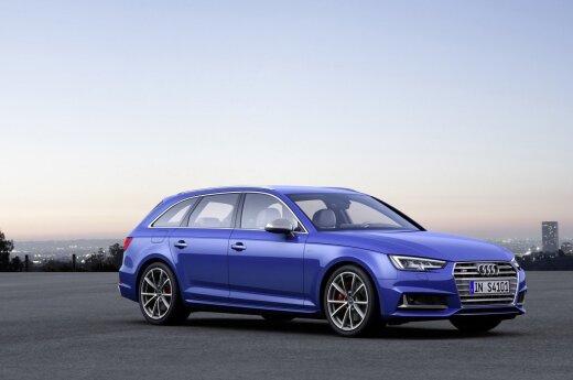 """Audi S4 Avant"""