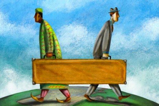 Кризис гонит волну эмиграции