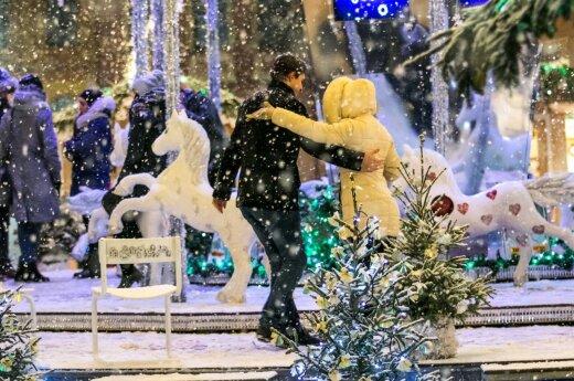 Kaunas rėžė: esame vienintelis miestas, galintis save vadinti tikrąja Kalėdų sostine