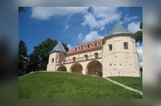 Янсонайте продает усадьбу Норвилишского замка