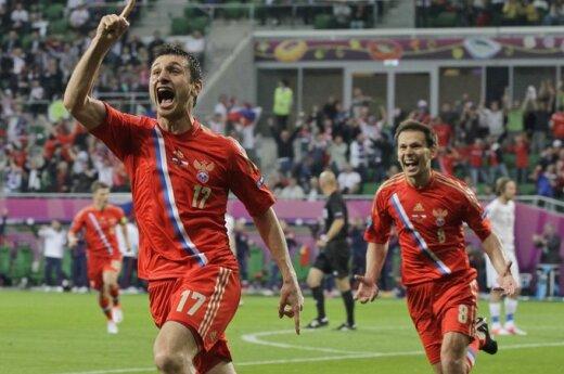 EURO 2012: Podsumowanie pierwszej kolejki