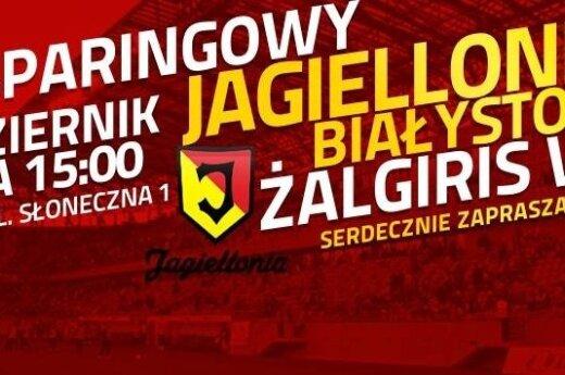 Jagiellonia - Żalgiris