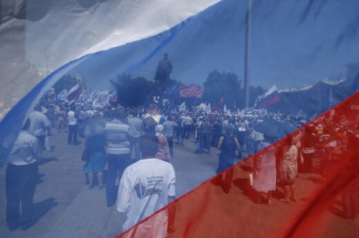 Россияне: стране нужна особая демократия, не такая как на Западе