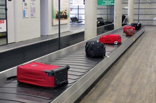 В Москву доставили 30 тонн багажа туристов из Египта