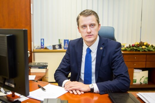 Minister of Energy: paradox but occupation isn't over in energy industry