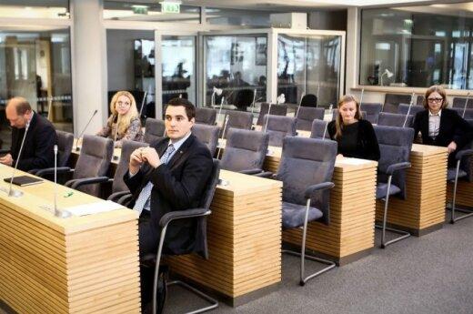 Lithuania organizing Constitution exam