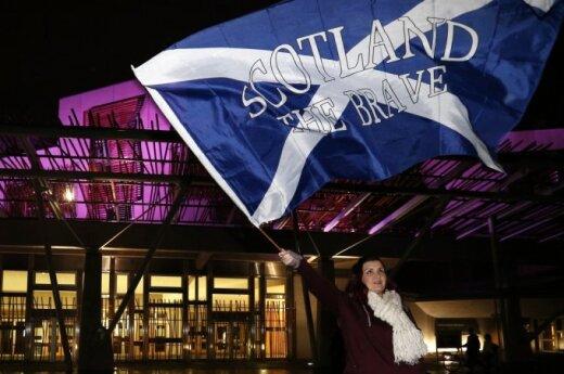 Националисты Шотландии планируют новый референдум о независимости