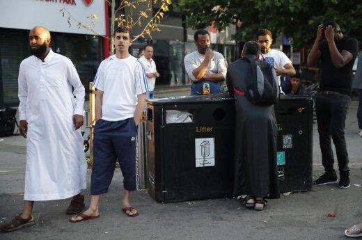 Londono išpuolio liudininkai: jis šaukė, kad ketina nužudyti visus musulmonus