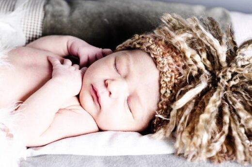 Pirmoji dovana kūdikiui - vardas