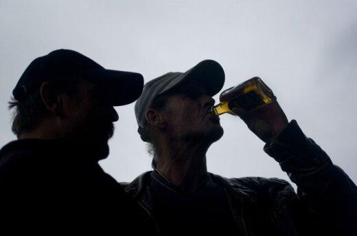 Obywatel Litwy rocznie wypija 15,2 litra czystego alkoholu