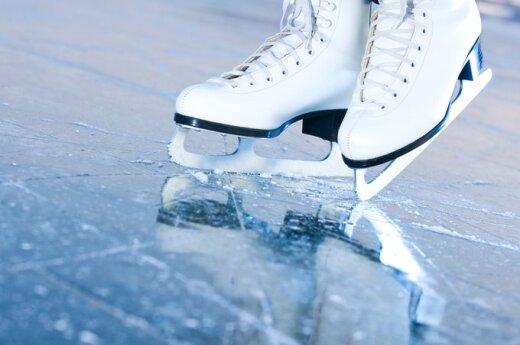 Для вильнюсцев – бесплатные уроки катания на коньках