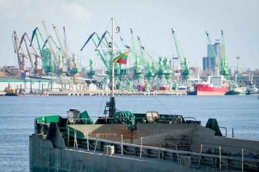 Клайпедский порт выплатил государству 34 млн. литов дивидендов