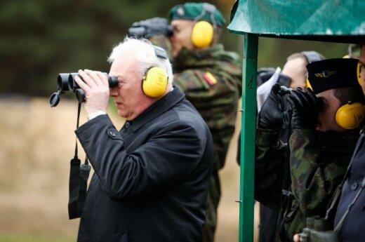 Как обстоит дело с охраной стратегических объектов в Литве?