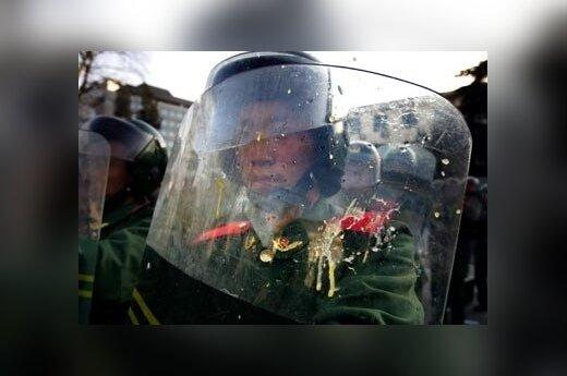 Chiny: Fala antyjapońskich protestów