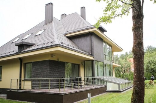 Lithuanian prime minister to move to new official residence