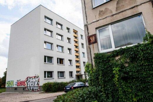 Renovacija ypač naudinga gyvenantiems kampiniusoe butuose