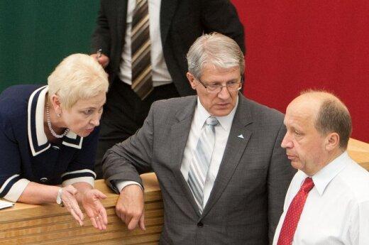Degutienė: Odrzucenie możliwości głosowania przez internet nie jest dobrą decyzją Sejmu