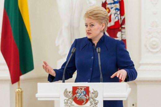 Президент Литвы: освобождение Ходорковского не меняет отношения к России