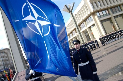 Lithuanian political scientists divided on NATO's Baltic air policing mission downsize