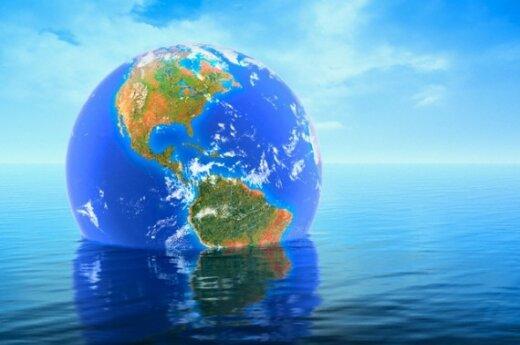 G8 установила предел глобальному потеплению