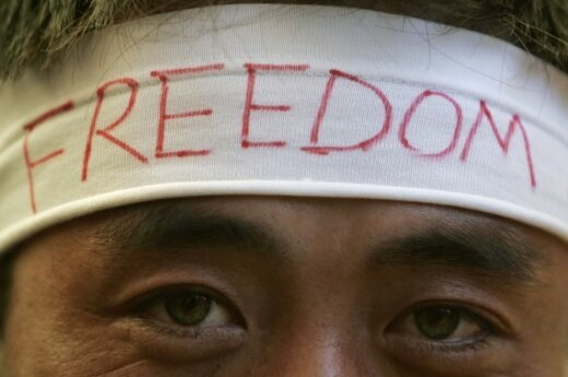 Сейм внял предупреждению Китая насчет Тибета