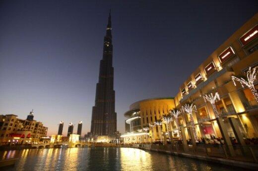 В Дубае открывается самый высокий в мире небоскреб