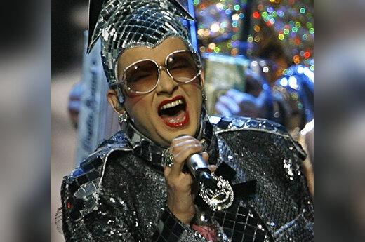 Ukrainos atstovas Eurovizijoje Verka Serdiučka