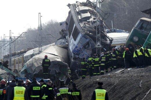 Dyżurnemu postawiono zarzuty w sprawie awarii kolejowej